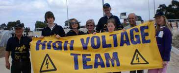 Relay for Life - High Voltage Team