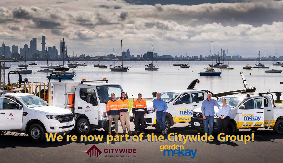 Gordon McKay Citywide acquisition agreemen